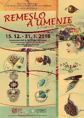 14.12.2017 - 29.1.2018: Remeslo a umenie z Hodruše