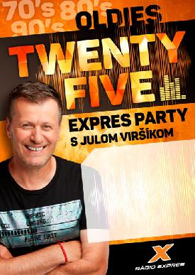 TWENTY FIVE EXPRES PARTY