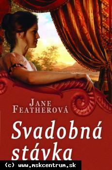 Jane Featherová - Svadobná stávka