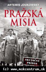 Artemis Joukowsky - Pražská misia