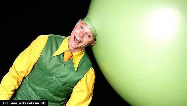 Balónový Bál Žiarčanov