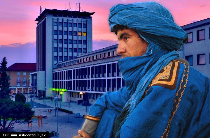 SVETOVO: Tuaregovia zo Sahary v Žiari!