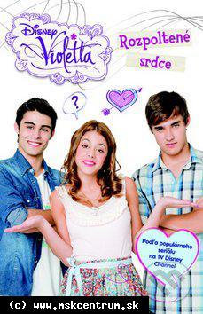 Violetta 2 : Rozpoltené srdce