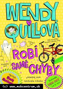 Wendy Meddourová - Wendy Quillová túži po zvieratku