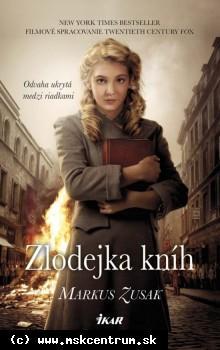 Markus Zusak – Zlodejka kníh